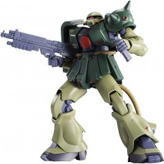 ROBOT SPIRITS SIDE MS MOBILE SUIT GUNDAM 0080 WAR IN THE POCKET: MS-06FZ ZAKU II KAI VER. A.N.I.M.E. Bandai Spirits