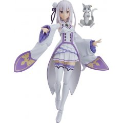 FIGMA NO. 419 RE:ZERO -STARTING LIFE IN ANOTHER WORLD-: EMILIA (RE-RUN) Max Factory
