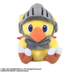CHOCOBO'S MYSTERY DUNGEON EVERY BUDDY! PLUSH: CHOCOBO'S KNIGHT (RE-RUN) Square Enix