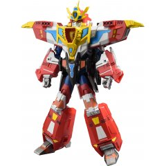 HERO ACTION FIGURE SERIES -TSUBURAYA PRODUCTIONS VER.- GRIDMAN THE HYPER AGENT: KING GRIDMAN Evolution-Toy