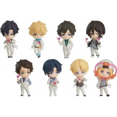 THE KING'S AVATAR COLLECTIBLE FIGURES: HEART GESTURE VER. (SET OF 8 PIECES) Good Smile Arts Shanghai