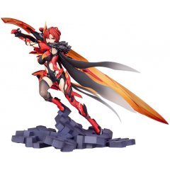 HONKAI IMPACT 3RD 1/7 SCALE PRE-PAINTED FIGURE: MURATA HIMEKO VERMILLION KNIGHT ECLIPSE VER. Apex