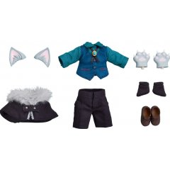 NENDOROID DOLL: OUTFIT SET (WOLF) Good Smile