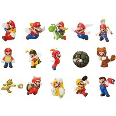 SUPER MARIO MINI FIGURES (SET OF 10 PIECES) Furuta