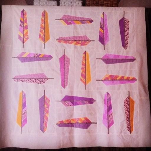 Tina's quilt