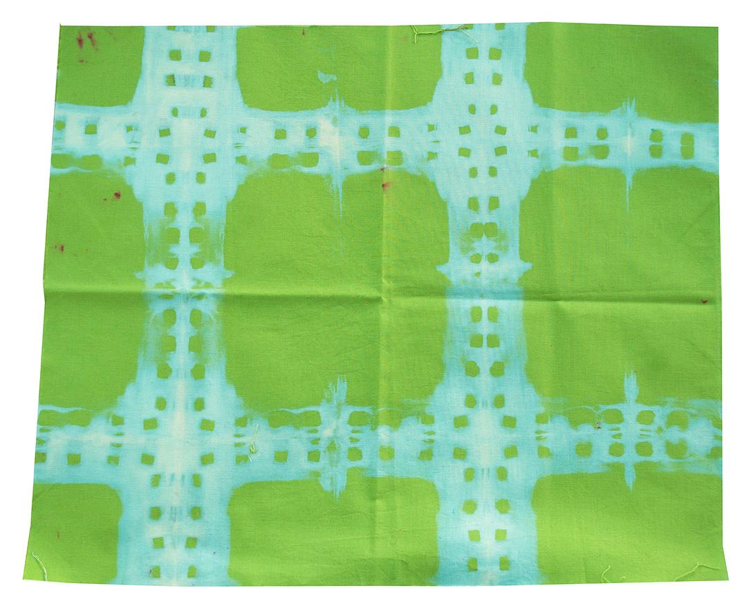 shibori-green