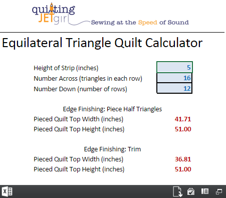 equilateral-traingle-quilt-calculator