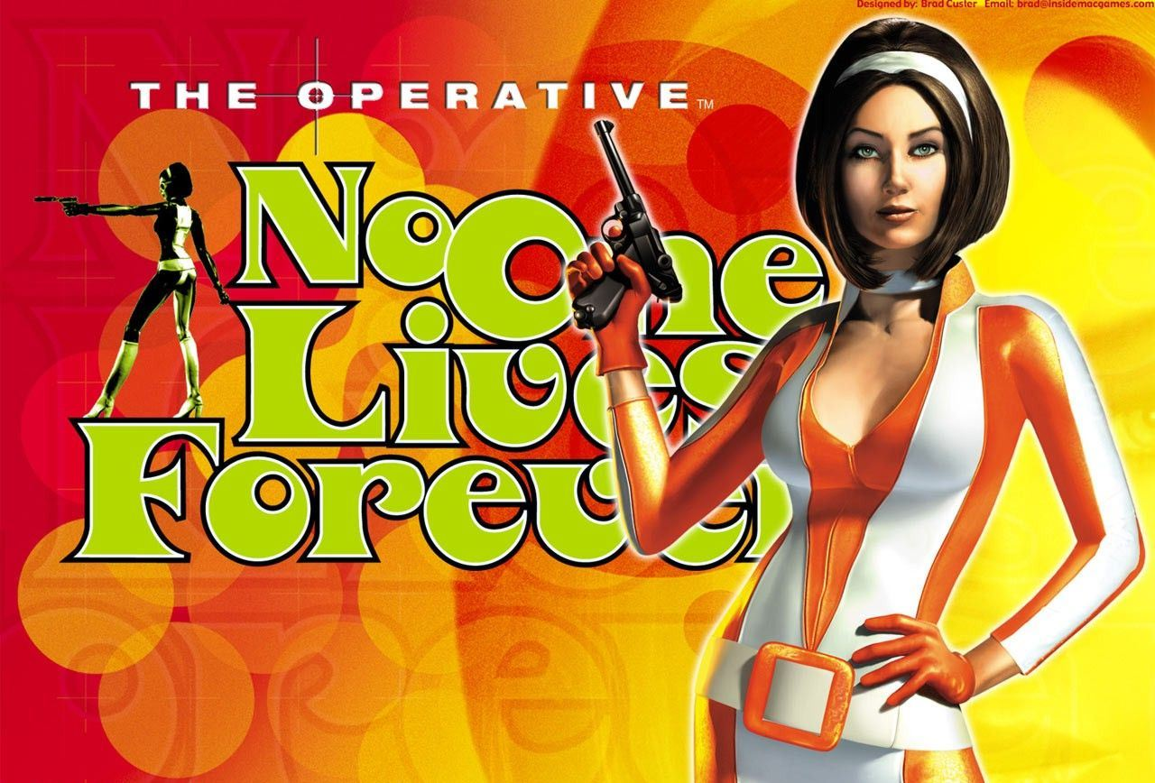 Play No One Lives Forever On Your Modern Pc