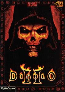 Diablo II Cover art