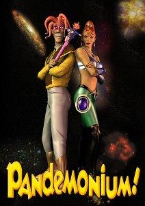 Pandemonium game cover