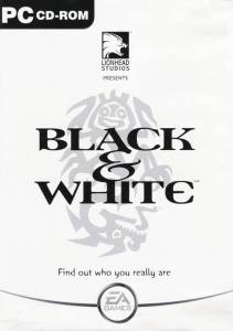 Black and White cover
