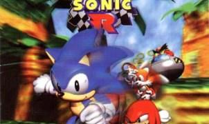 Sonic R box front