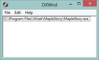 dxwnd - ms