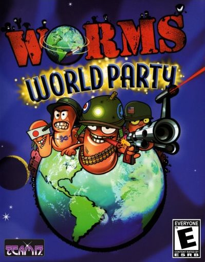 PC GAME Worms Armageddon Crack Patch XP