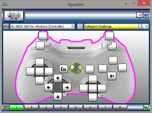 rallisport-challenge-xpadder