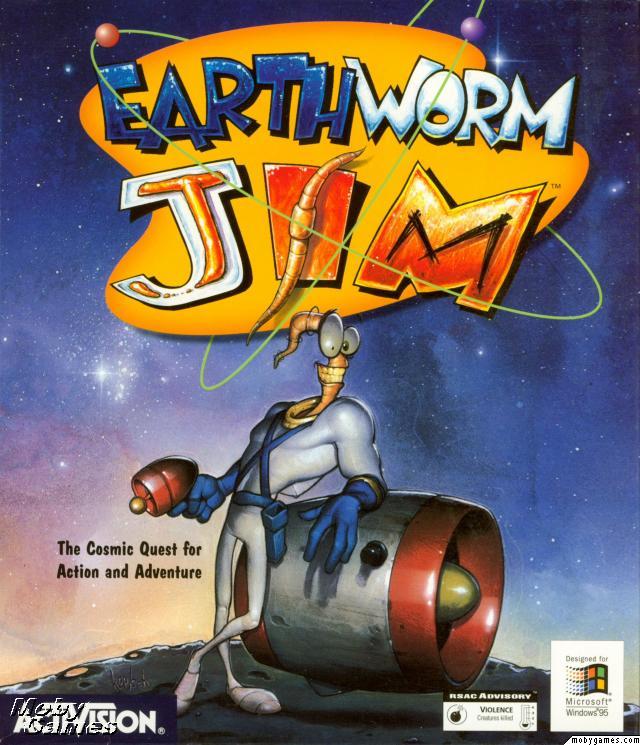 Earthworm Jim - Special Edition