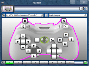 NRL-Xpadder