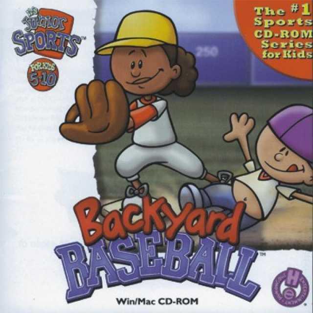 Backyard Baseball Play Old Pc Games