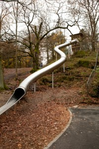 Slides of Gothenburg, Sweden - Playscapes