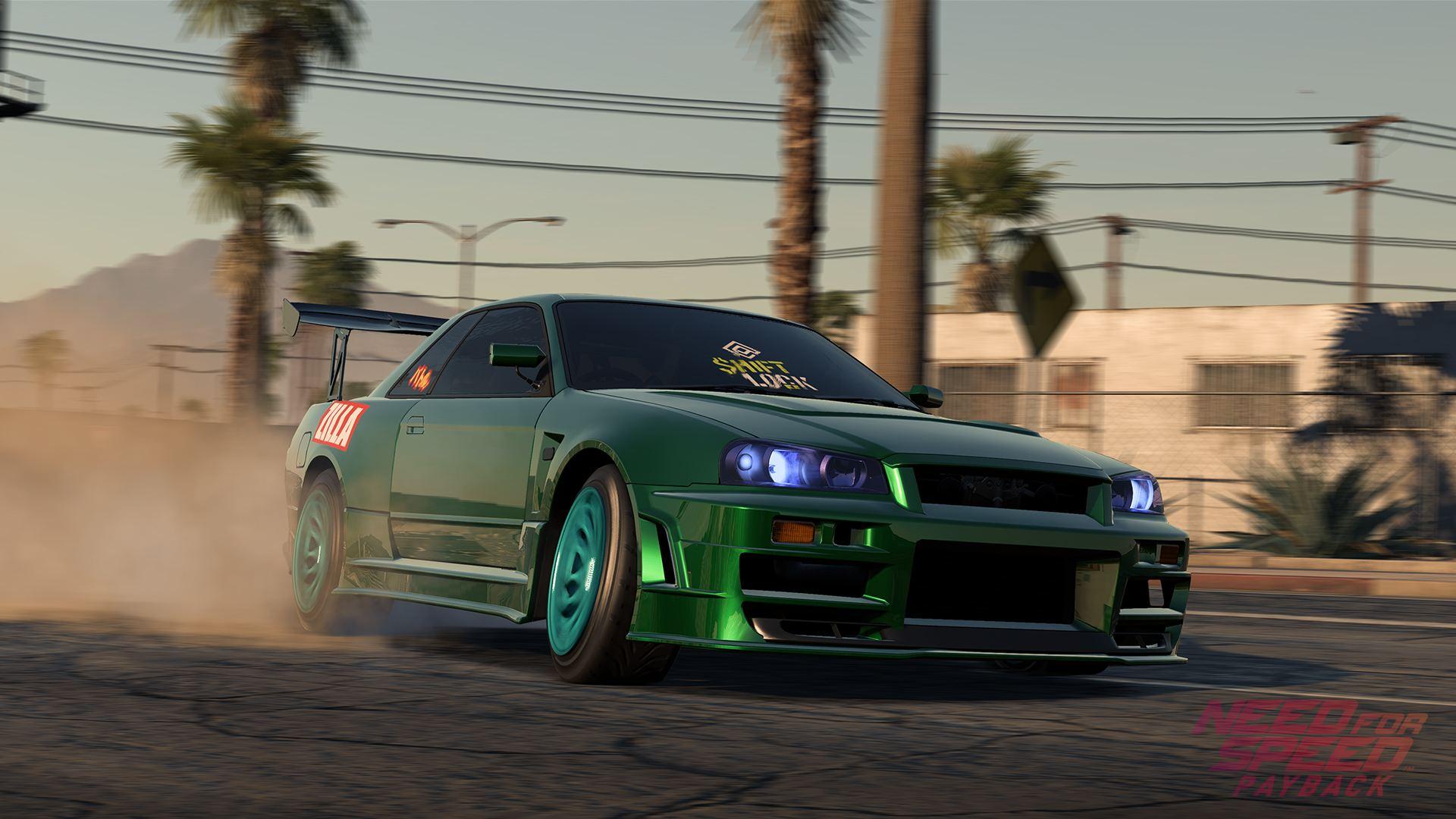 Need For Speed Payback: Großes Juni-Update Mit Changelog