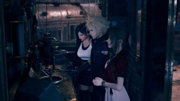 The Remake of Final Fantasy VII: you do Not go directly to the beginning of the Compilation of Final Fantasy VII