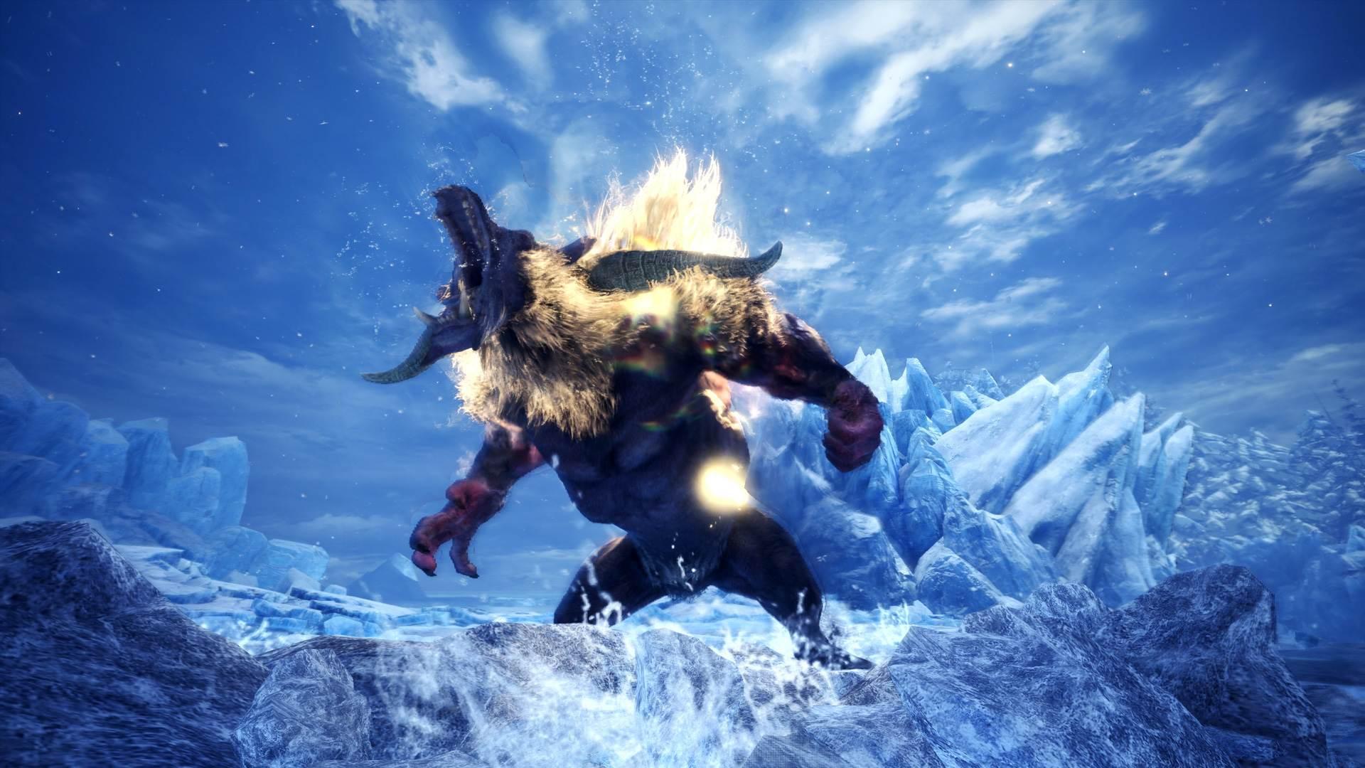 Monster Hunter World - Iceborne: Drittes Titel-Update bringt zwei weitere Monstervarianten mit sich - Neuer Trailer