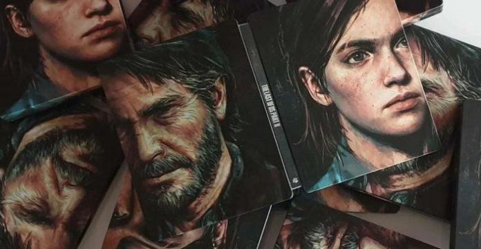 The Last of Us Part 2: is the European Steelbook scanned