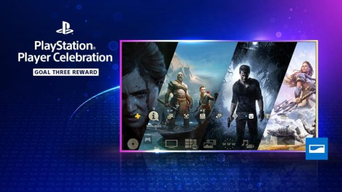 The game of on PlayStation: PS4-Free-Theme-enabled, So you can get to it