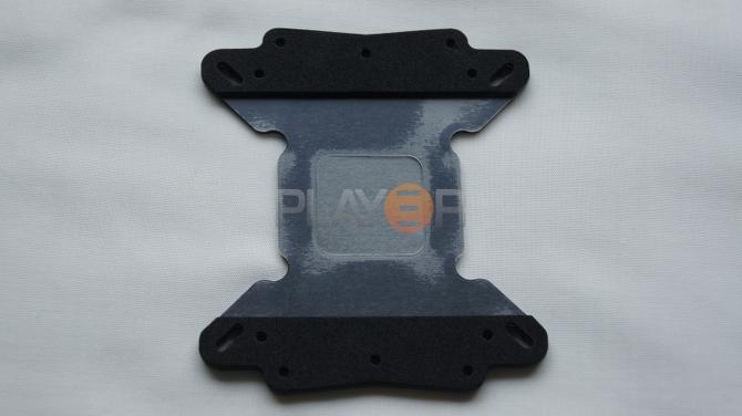Be Quiet Dark Rock Pro 2 Backplate Insulation