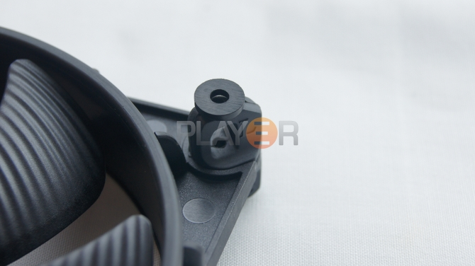 Be Quiet Silent Wings 2 120mm Anti Vibration Mount Step 1