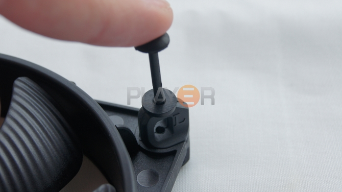 Be Quiet Silent Wings 2 120mm Anti Vibration Mount Step 2
