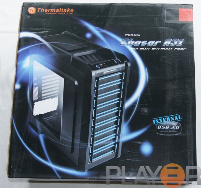 Thermaltake Chaser A31 Box Front