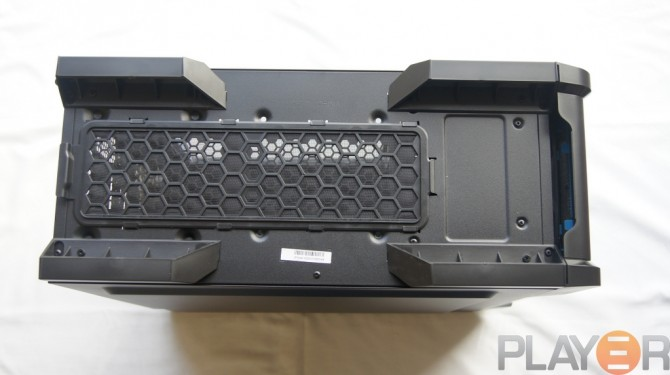 Thermaltake Chaser A31 Case Bottom