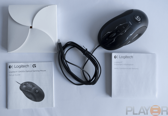 Logitech G400S Gaming Mouse Review - Play3r