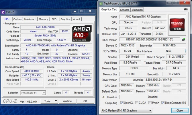 MSI A88XI AC Review   Page 7 of 18   Play3r