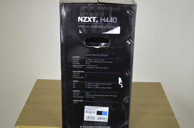 NZXT H440 2