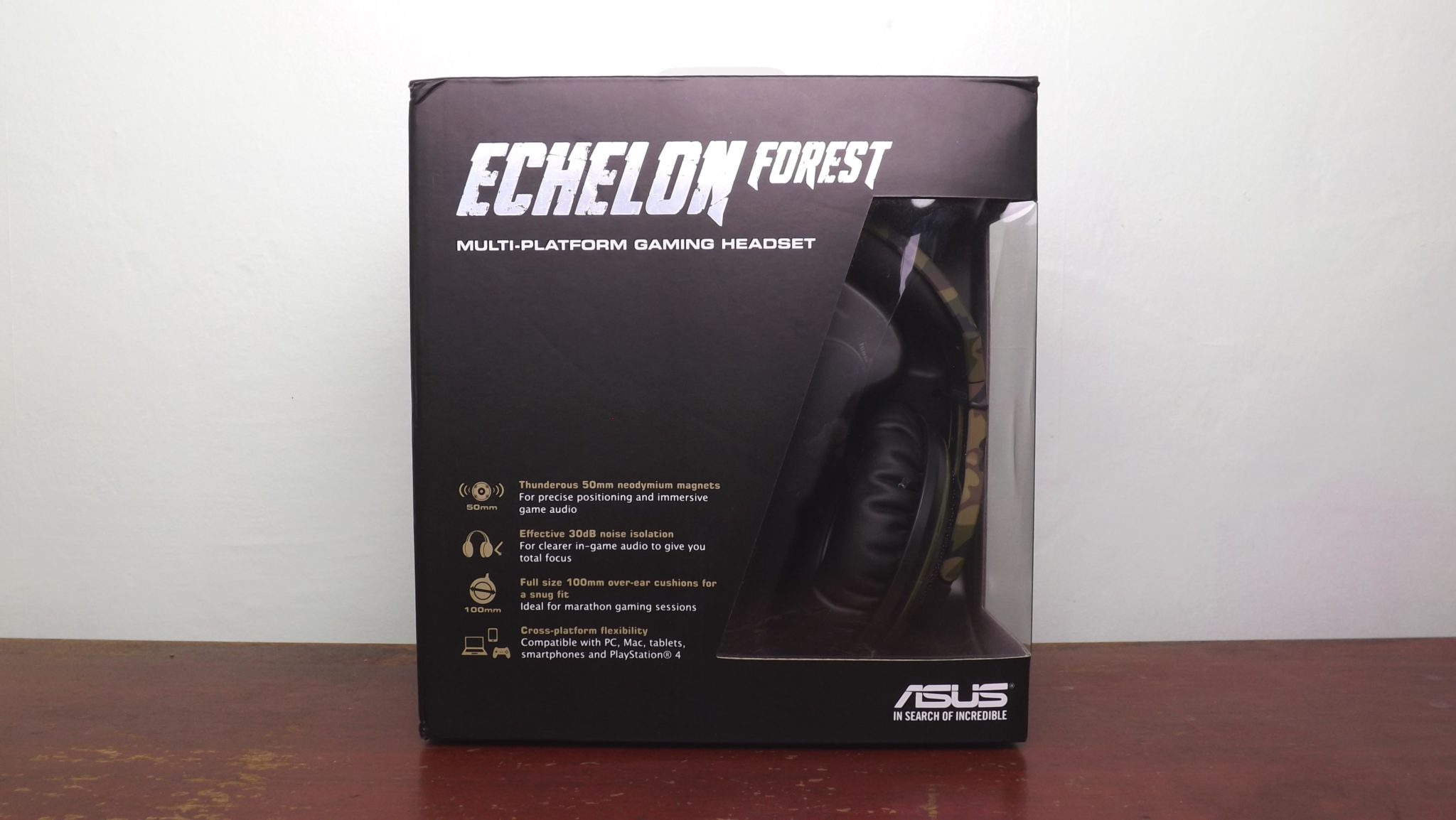 9c8b5cb6b1c ASUS Echelon Forest Gaming Headset Review