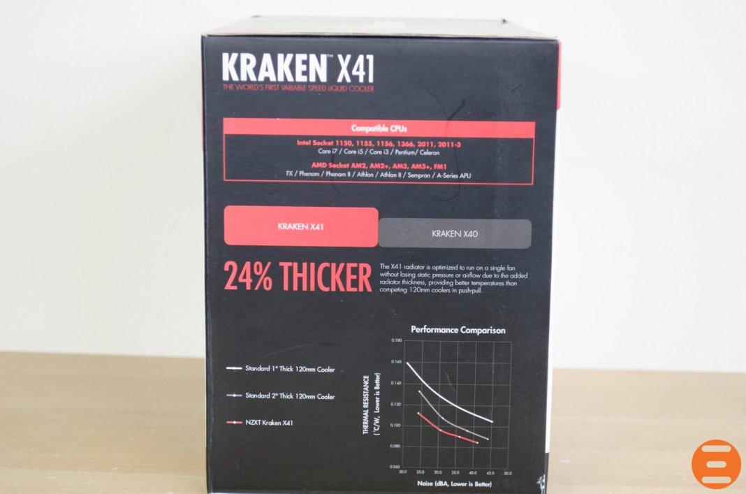 NZXT Kraken X41 _2