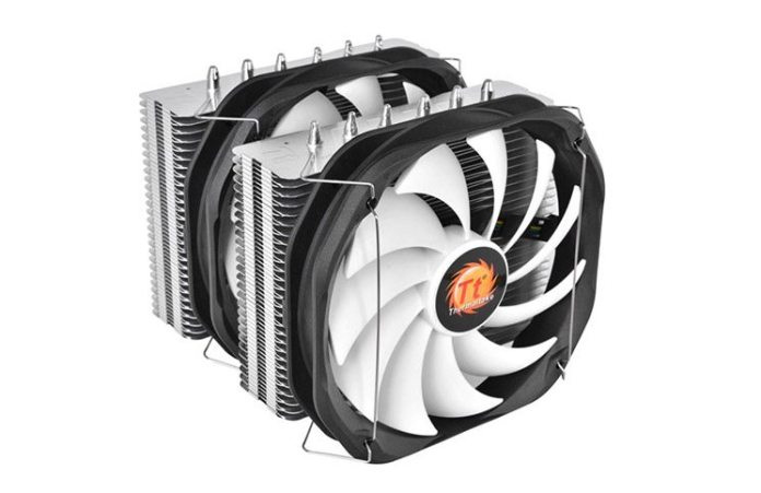 Thermaltake Frio Extreme Silent 14 Dual featured