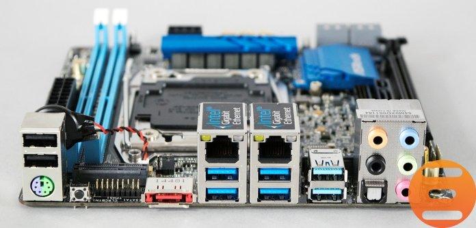 ASRock X99E-ITX 7