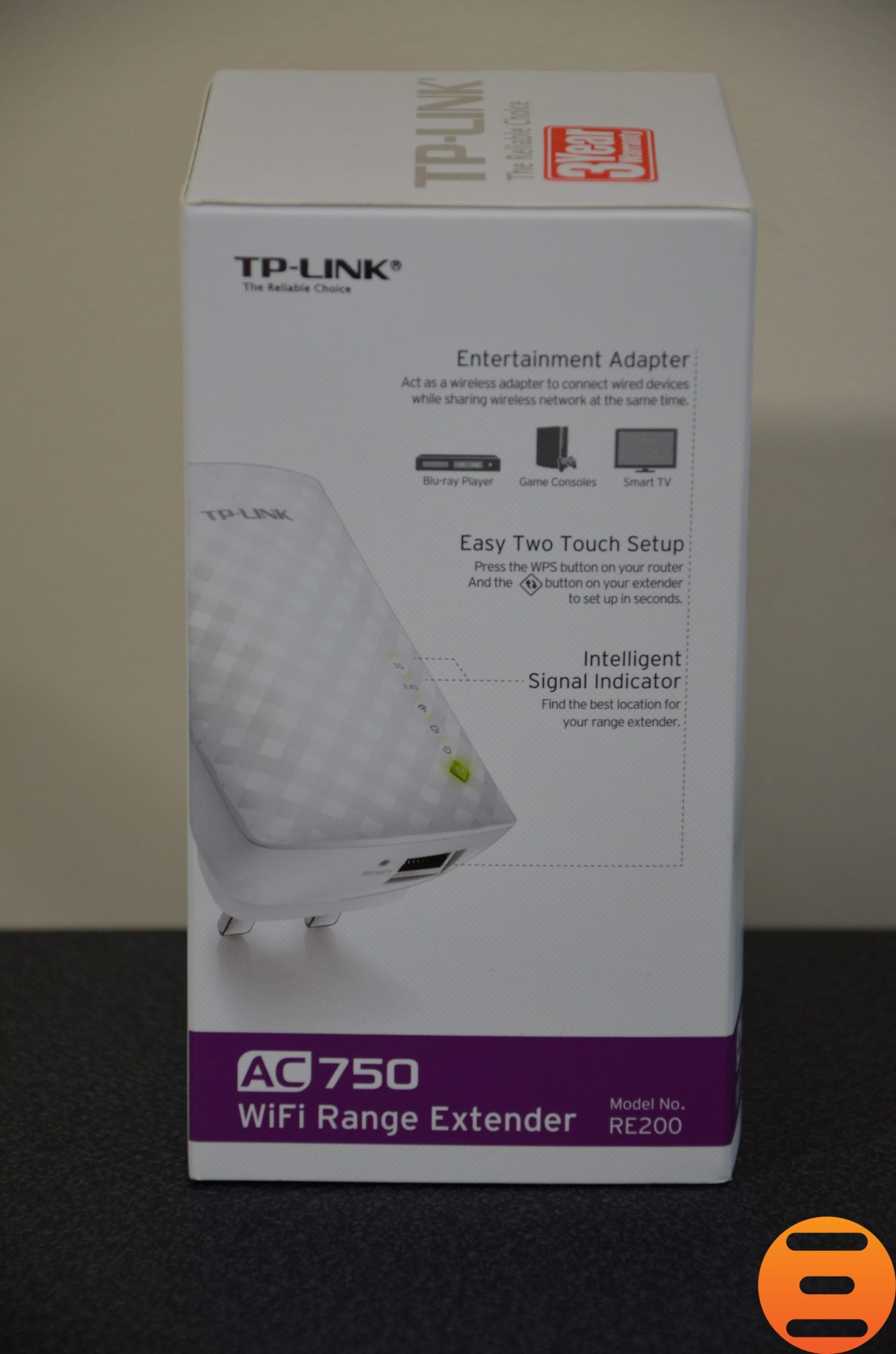 TP-Link RE200 AC750 WiFi Extender Review | Page 2 of 5 | Play3r