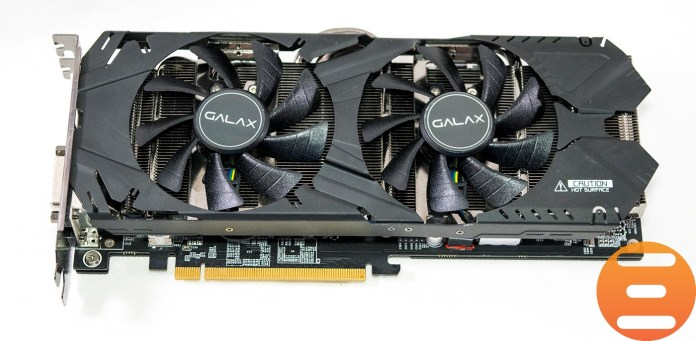 KFA2 GeForce GTX 970 OC Silent Infin8 Black Edition Graphics Card 1