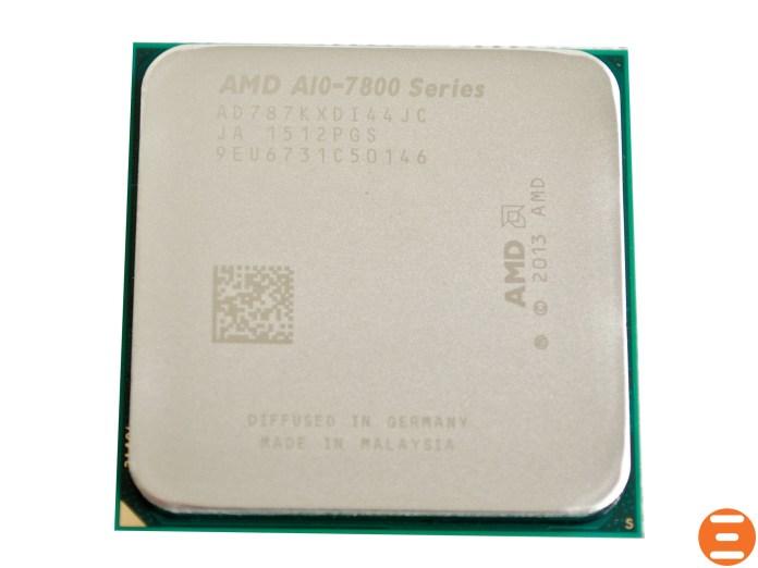 AMD Godavari 7870K APU