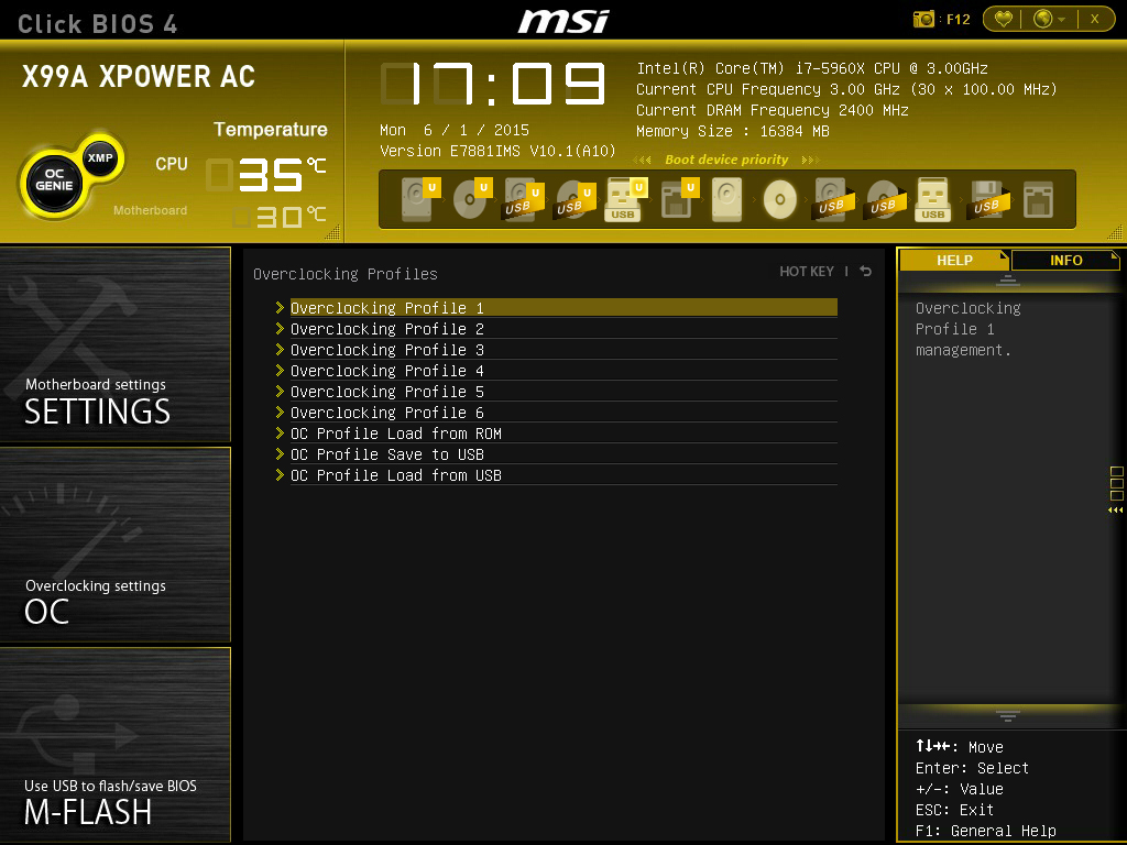 MSI X99A XPOWER AC Motherboard Review | Page 5 of 18 | Play3r