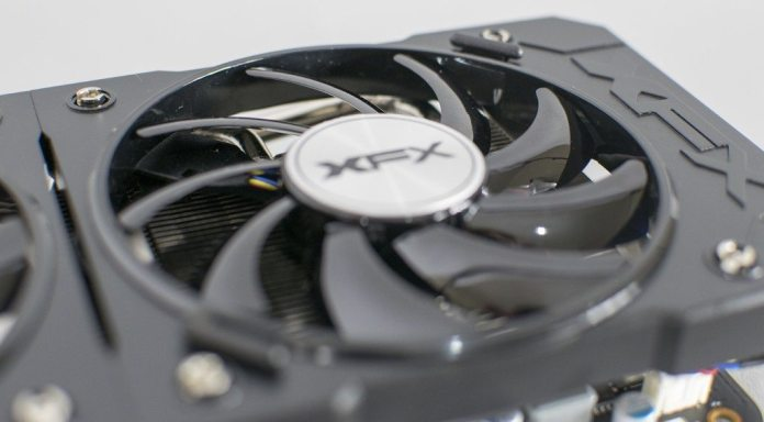 XFX R9 380 4GB Graphics Card 3