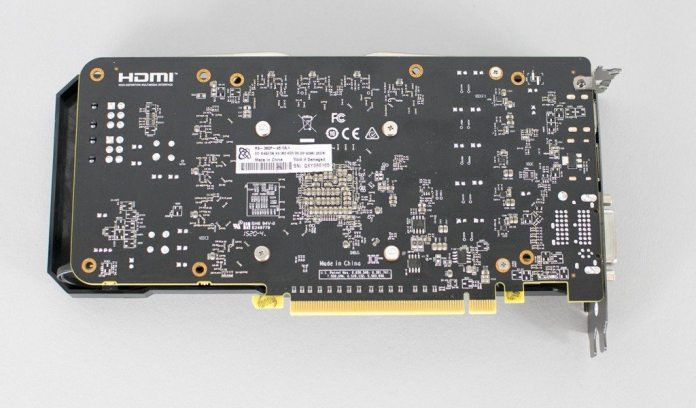 XFX R9 380 4GB Graphics Card 5