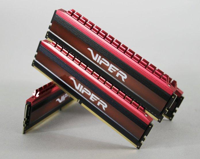 Patriot Viper 4 DDR4 Review 5