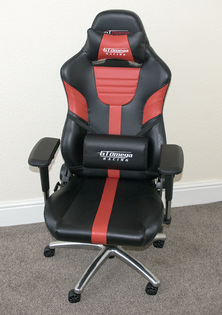 Gt Omega Racing Master Xl Office Chair Review Play3r