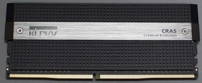 KLEVV CRAS 3000MHz 16GB DDR4 Memory Kit Review 5