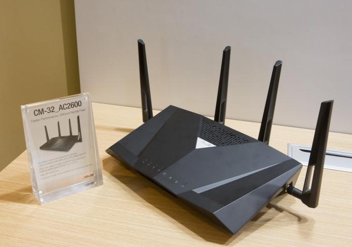 ASUS CM-32_AC2600 cable modem router